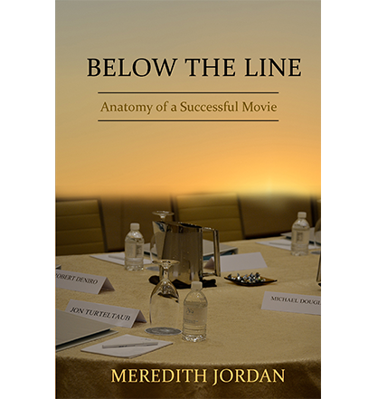 Below The Line Book Cover